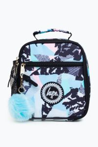 Hype Pastel Abstract Lunch Bag Multi