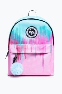 Hype Pastel Drips Backpack Multi