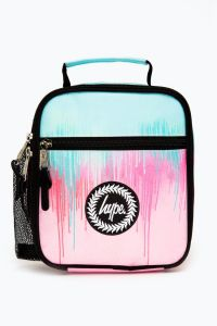 Hype Pastel Drips Lunch Bag Multi