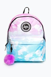 Hype Pastel Clouds Backpack Multi